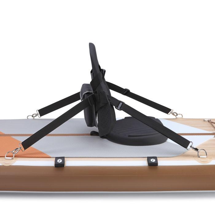 thurso surf sup kayak seat side