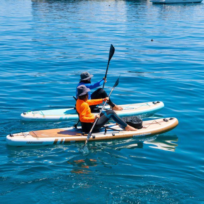 thurso surf sup kayak seat lifestyle 3