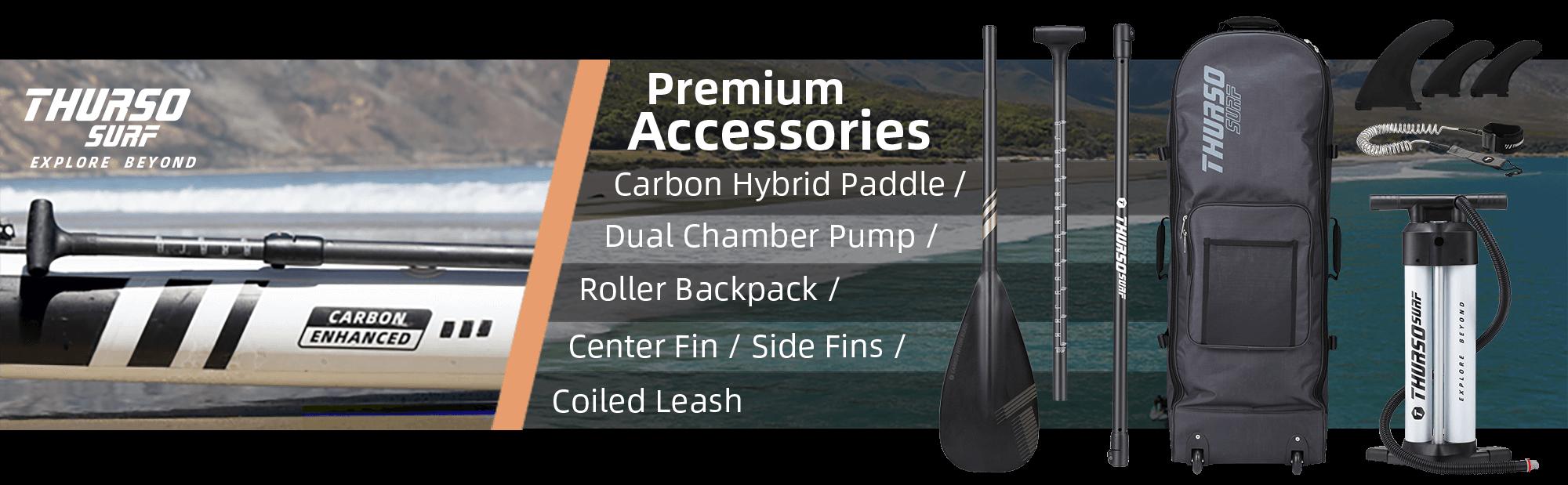 thurso surf 2021 SUP accessories