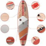 stand up paddle board waterwalker 132 crimson feature thurso surf