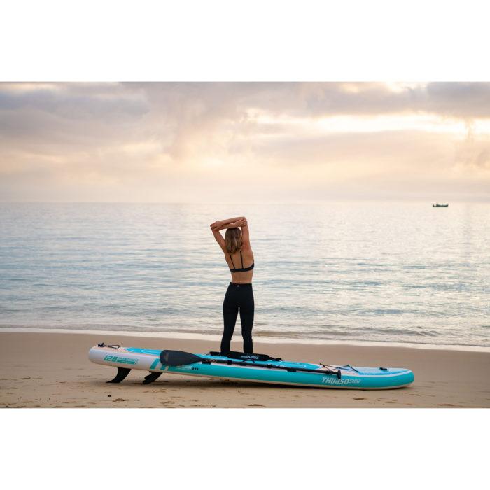 thurso surf tranquility paddle board lifestyle photo 2