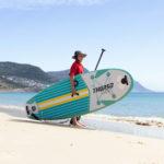 thurso surf prodigy emerald carry sup beach