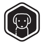 paddle board pet dog friendly icon