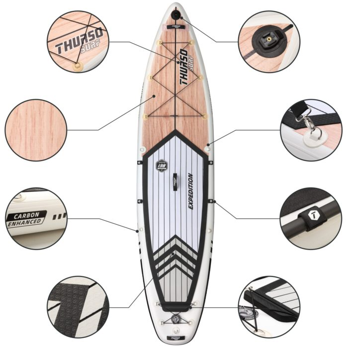 stand up paddle board expedition 138 feature thurso surf