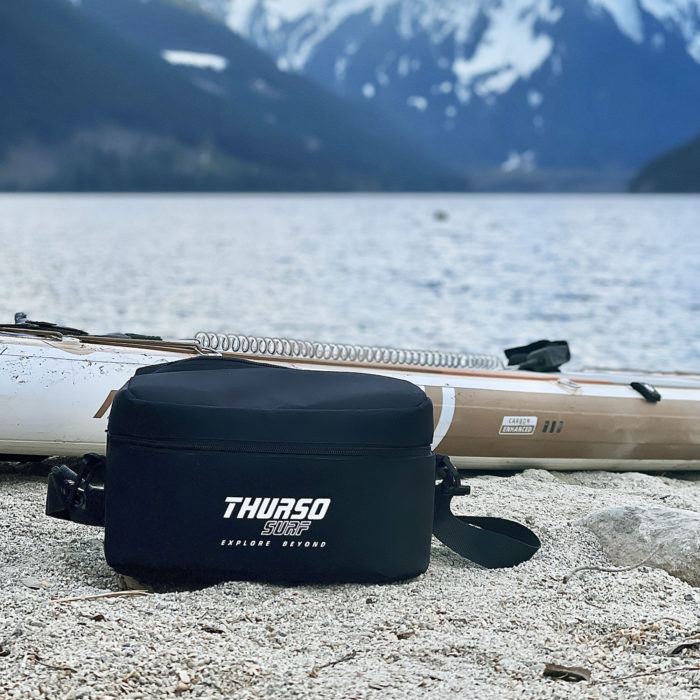 paddle board electric pump backpack thurso surf