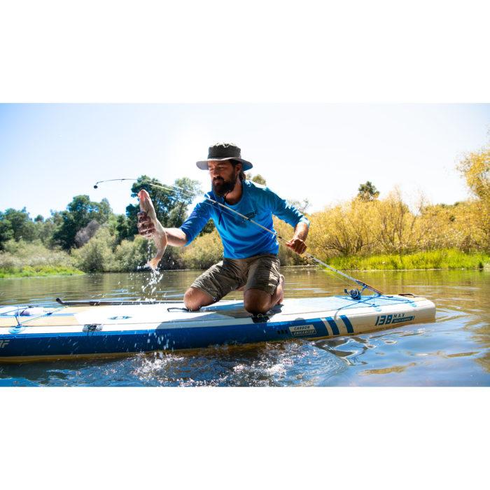 stand up paddle board thurso surf max fishing