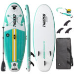 thurso surf prodigy emerald junior sup package