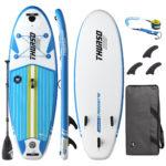thurso surf prodigy azure junior sup package