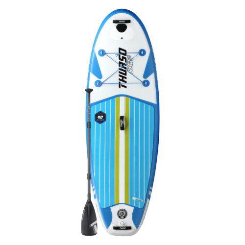 thurso surf prodigy azure junior sup board only