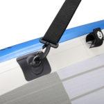 paddle board sup carrier strap shoulder sling hooks D-ring thurso surf