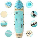 stand up paddle board tranquility 128 feature thurso surf